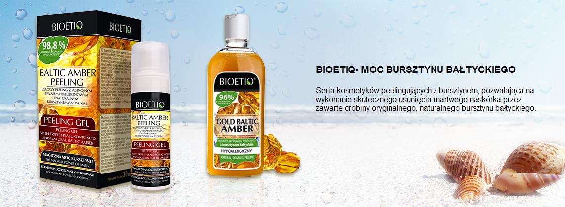 Baltic Amber Peeling